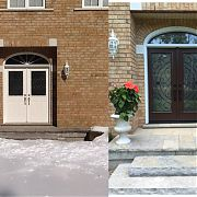 Buy Wise Windows & Doors Before and After